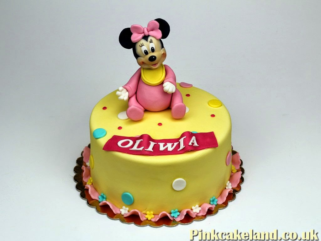 Minnie Mouse Cake, Maidenhead