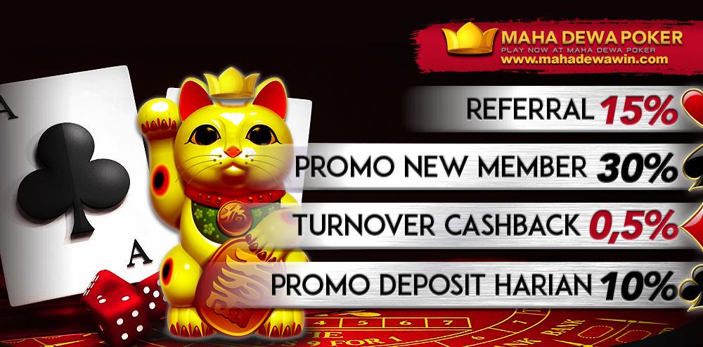 Agen Judi Poker Online Indonesia Terpercaya   Mahadewapoker