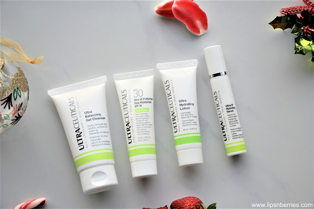 ultraceuticals skincare set review