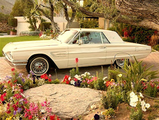 1965 Ford Thunderbird Luxury Coupe Side Left