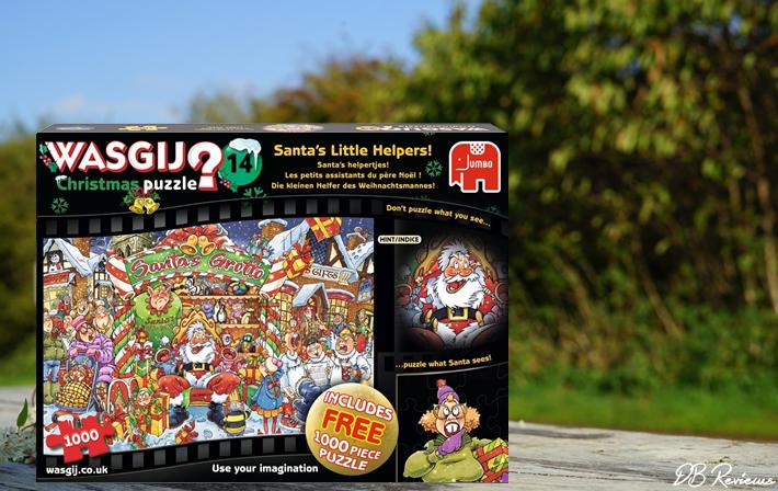 Wasgij 1000 Piece Jigsaw Puzzles