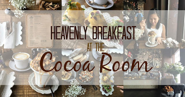 Heavenly Breakfast at Cocoa Room Dubai