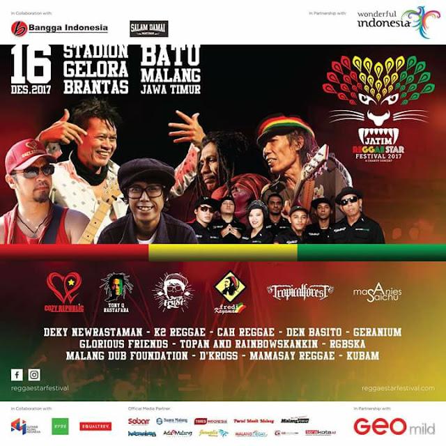 Jatim Reggae Star Festival 2017