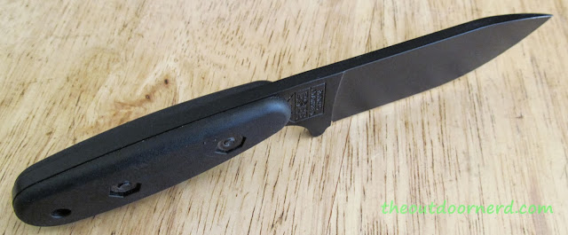Ka-Bar Becker BK14 Eskabar Fixed Blade Knife: Top View 1