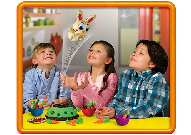 Bunny jump game - unique and fun gift ideas for kids