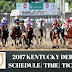 2017 Kentucky Derby Schedule | Time | Tickets | Horses | Watch Online