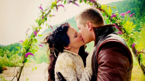 Once Upon A Time Charming y Snow