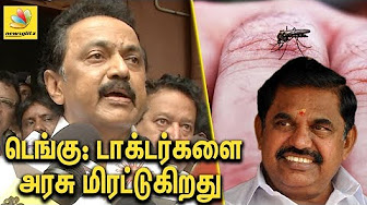 Stalin about EPS for Dengue disease