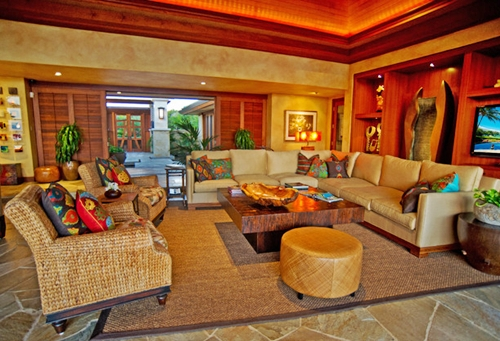 konsep desain interior rumah bergaya eklektik