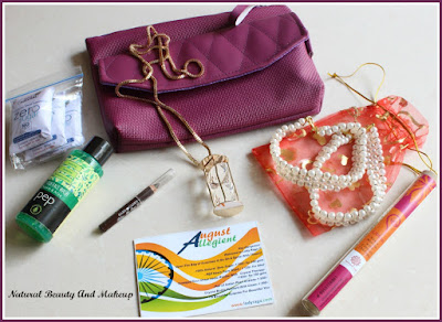 The Lady Raga Bag,August, Allegiant Edition