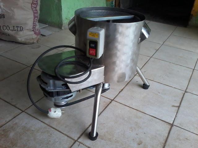 promo jual mesin spinner- peniris minyak- pengering minyak keripik murah