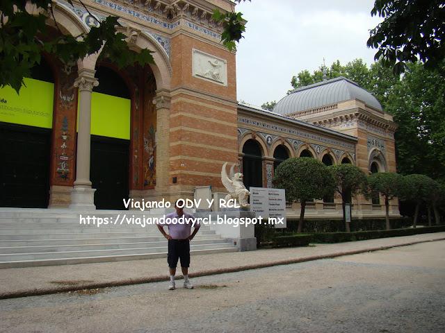 Que hacer, a donde ir, que visitar en Madrid. Parque del Retiro, Palacio de Velazquez