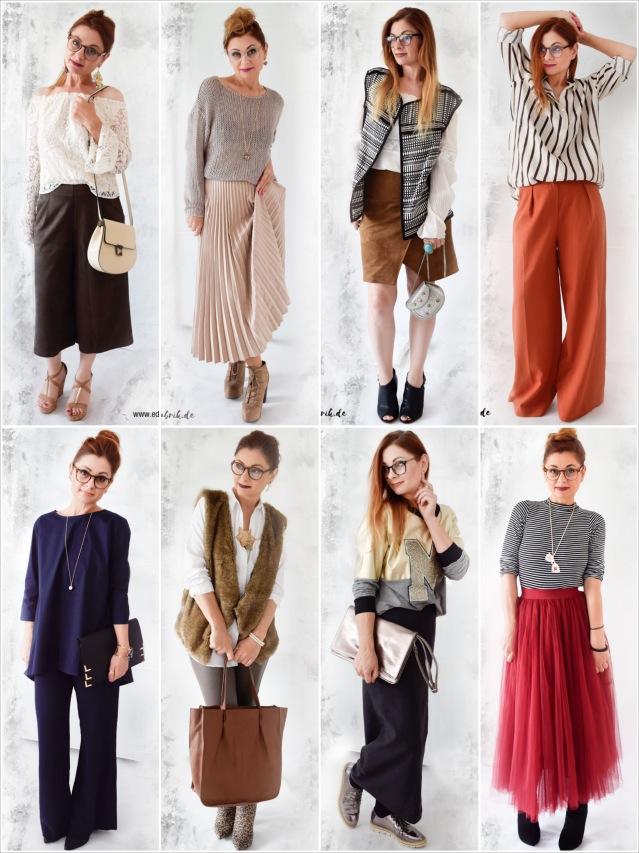 die Edelfabrik, Outfits aus 2016