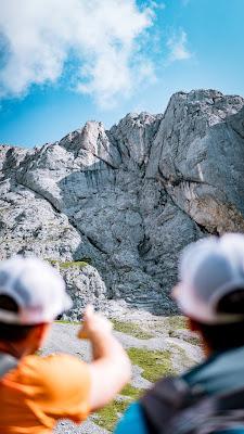 Königsetappe – Austria-Sinabell-Klettersteig und Silberkarsee  Wandern in Ramsau am Dachstein 06