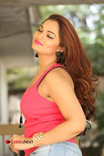Tollywood Actress Ashwini Latest Stills in Ripped Jeans  0047.JPG