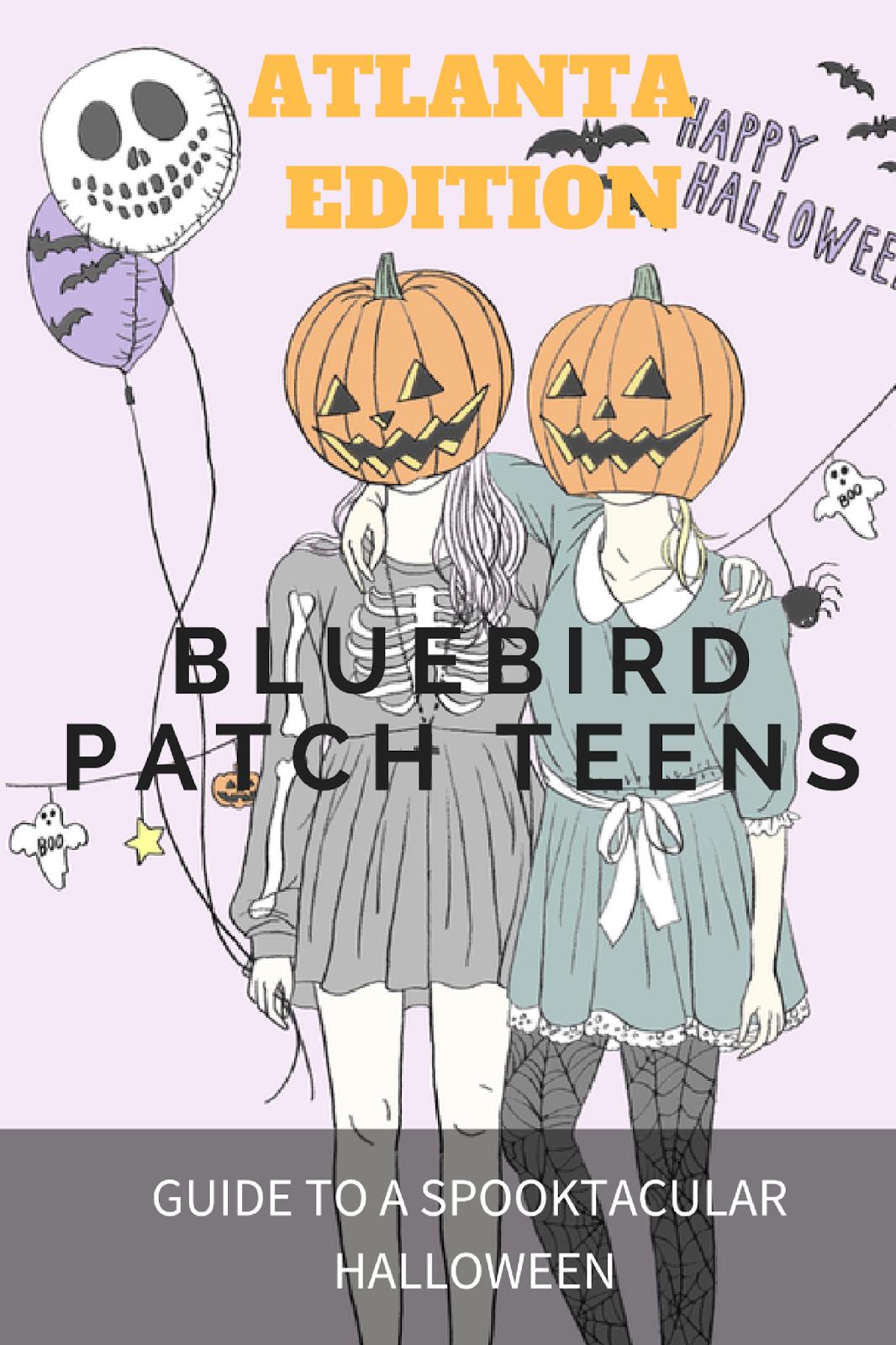 Bluebird halloween speed dating