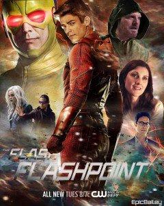 Xem Phim Người Hùng Tia Chớp Phần 3 - The Flash Season 3