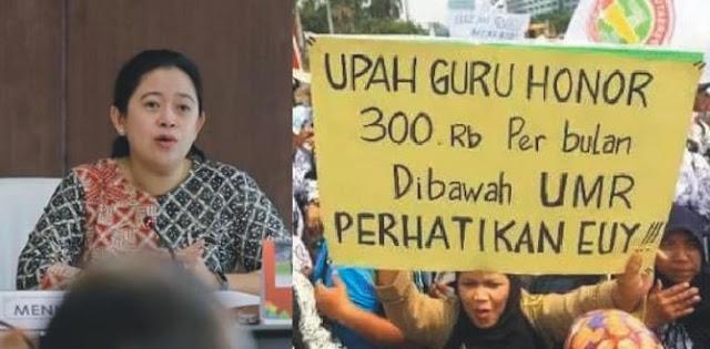 Kebijakan Impor Guru Menko PMK Puan Maharani