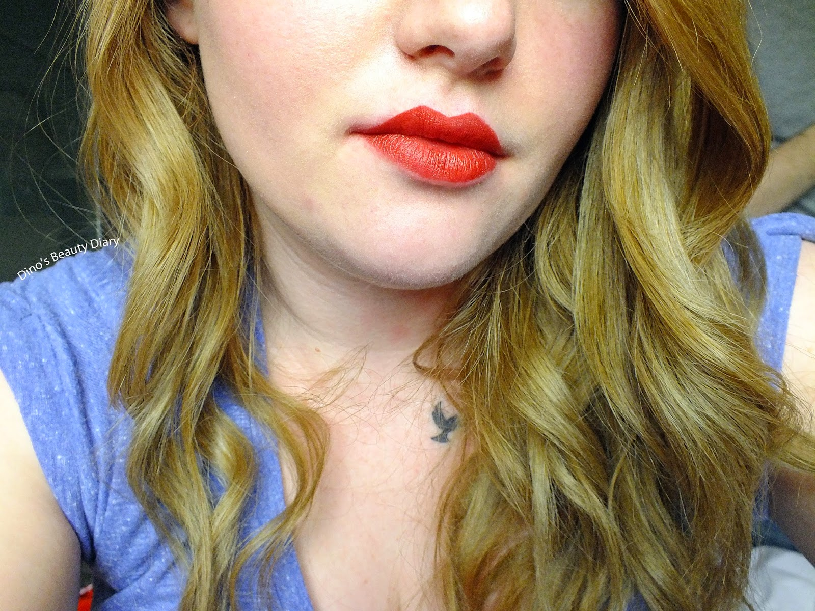 Dino's Beauty Diary - Make-Up Review - L'Oreal Paris Colour Riche Collection Exclusives - The Reds and The Nudes