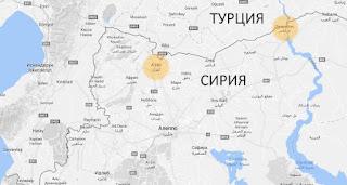 Анкара: террористические группировки оттеснены от турецкой границы