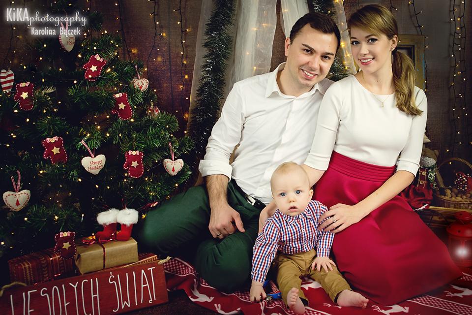 jak przygotować się do sesji bożonarodzeniowej, sesja bożonarodzeniowa dla niemowląt w gdańsku osowa