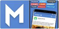 Maki for Facebook&Twitter