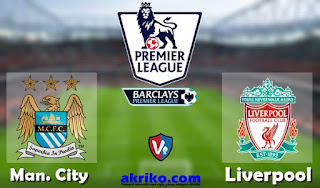 Big Match Manchester City vs Liverpool