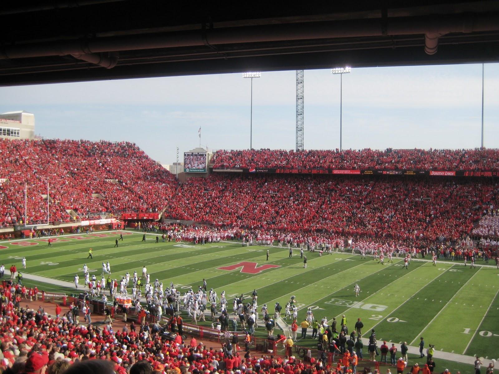 Nebraska Nation: My 2011 Football Journey: Michigan State