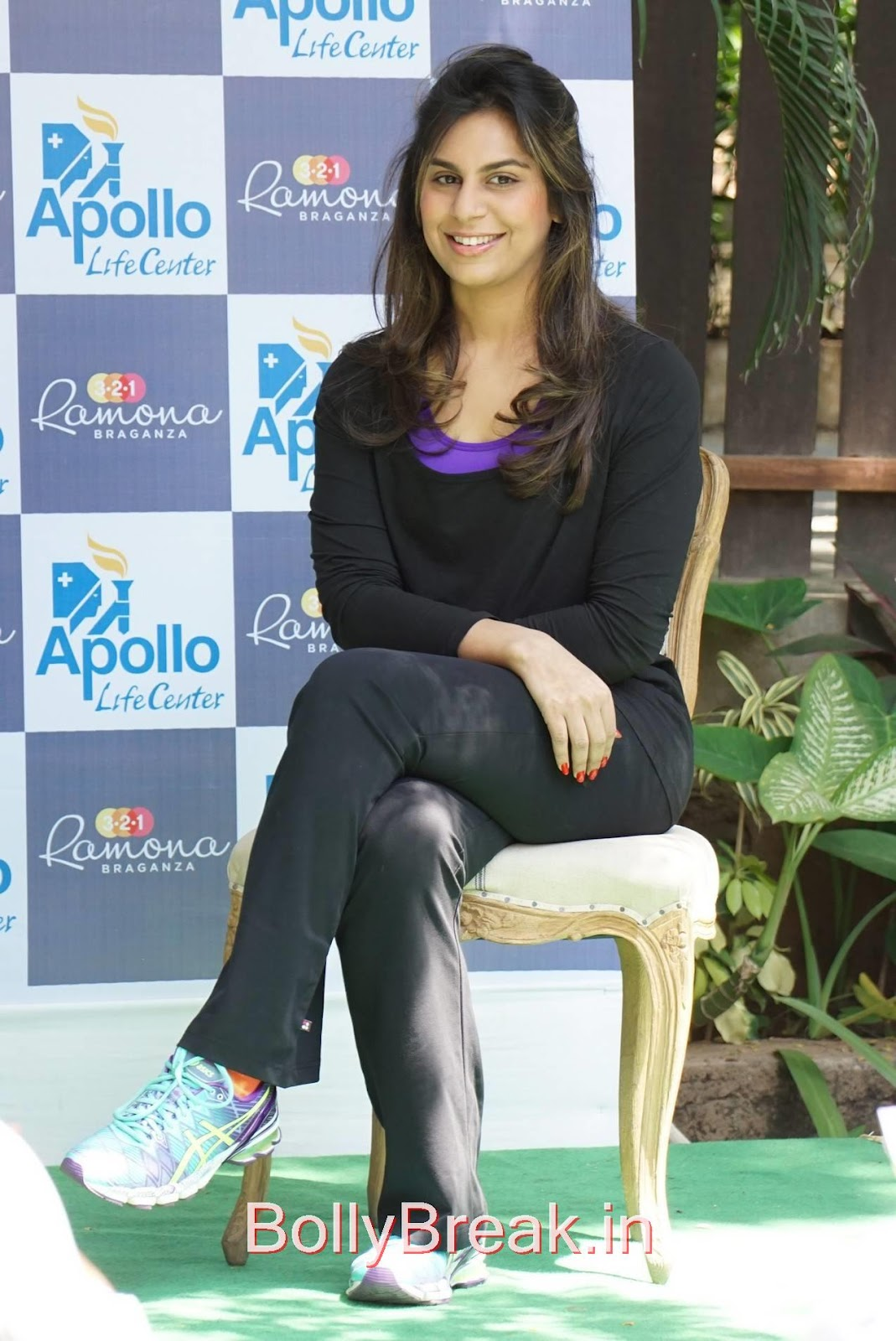 Apollo Hospitals Hollywood Fitness Expert, Hot HD Images Of Upasana Stills With Hollywood Fitness Expert At Apollo Hospitals