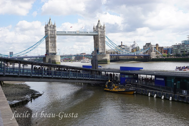 Tower Bridge and Tower Pier