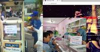 Derita Boikot Sari Roti, Pelanggan Kabur, Saham Turun Hinggu Situs Yang Diserang Hacker