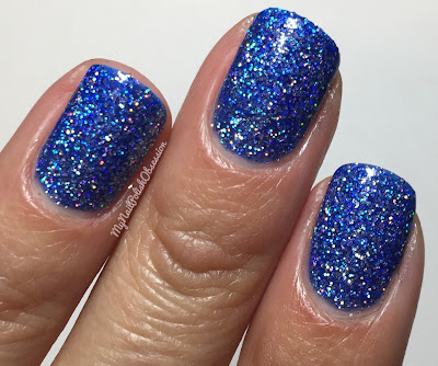 Paint Box Polish: Westerosi Collection  - Wight Eyed Walkers
