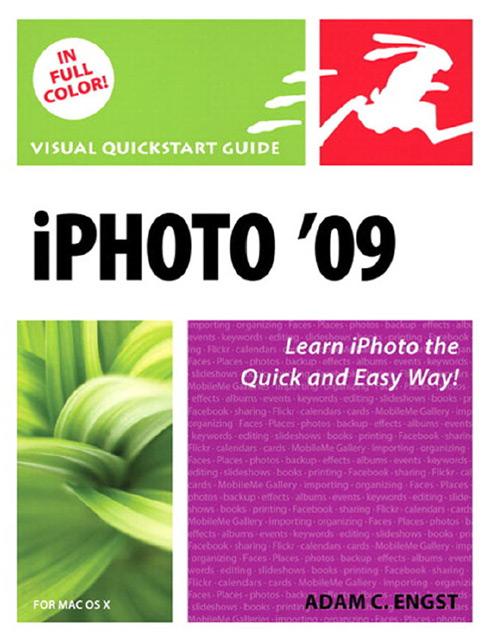 Portada Libro: iPHOTO '09