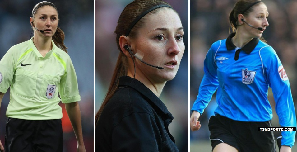 Sian Missey Ellis 2017 Female Premier League Referee