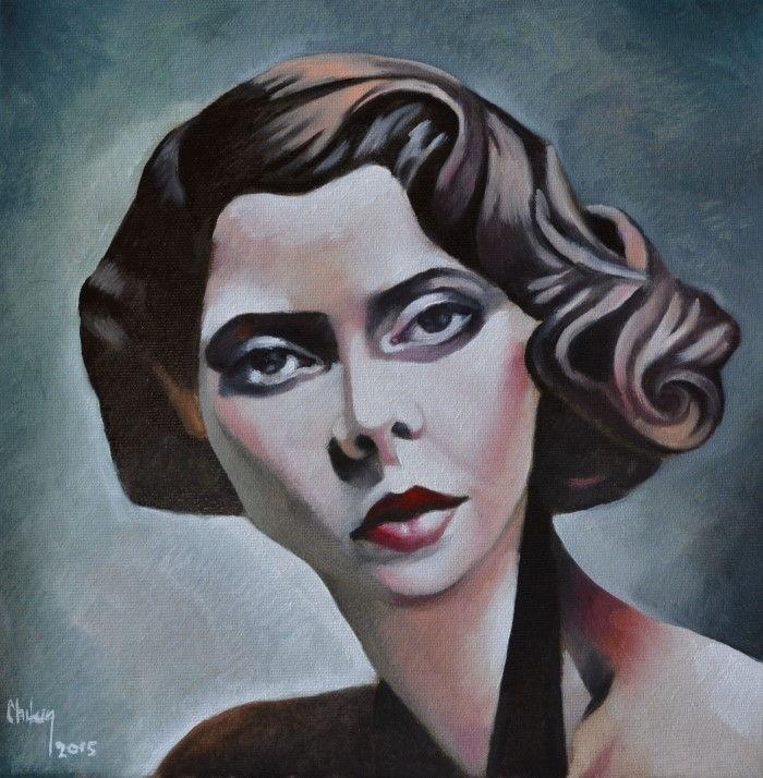 Мне нравится рисовать красоту. Catalin Alexandru Chifan