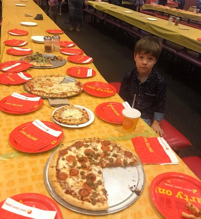 Sad boy eats alone at his birthday after his mum invited 32 classmates and no one showed up
