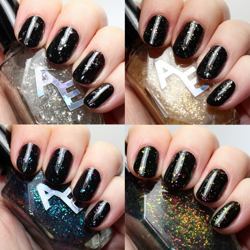 The Mani Café: Alter Ego - Top This! Flakie Topper