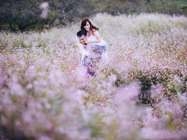 chụp ảnh cưới thung lũng hoa, Chợ Mới, Bắc Kạn