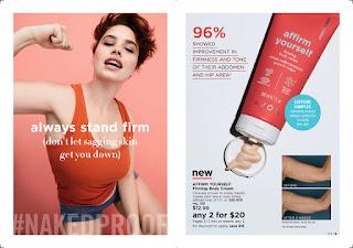 avon catalog 4 2019 new firming gel