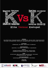 Kita Versus Korupsi Poster