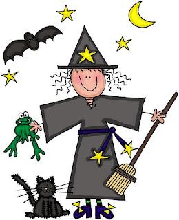 Imágenes Bordadas para Halloween.