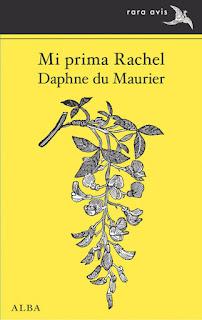 Mi prima Rachel Daphne du Maurier