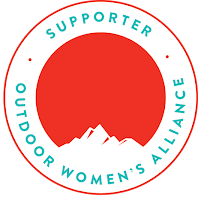 Outdoor Women's Alliance Supporter Badge