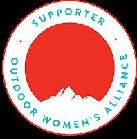 Outdoor Women's Alliance Supporter Badge