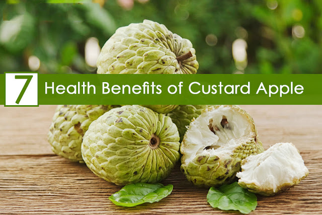 7-health-benefits-of-custard-apple