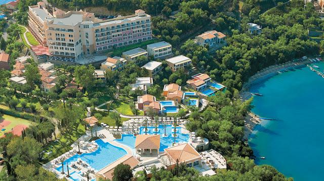 Grecotel Eva Palace Hotel Corfu
