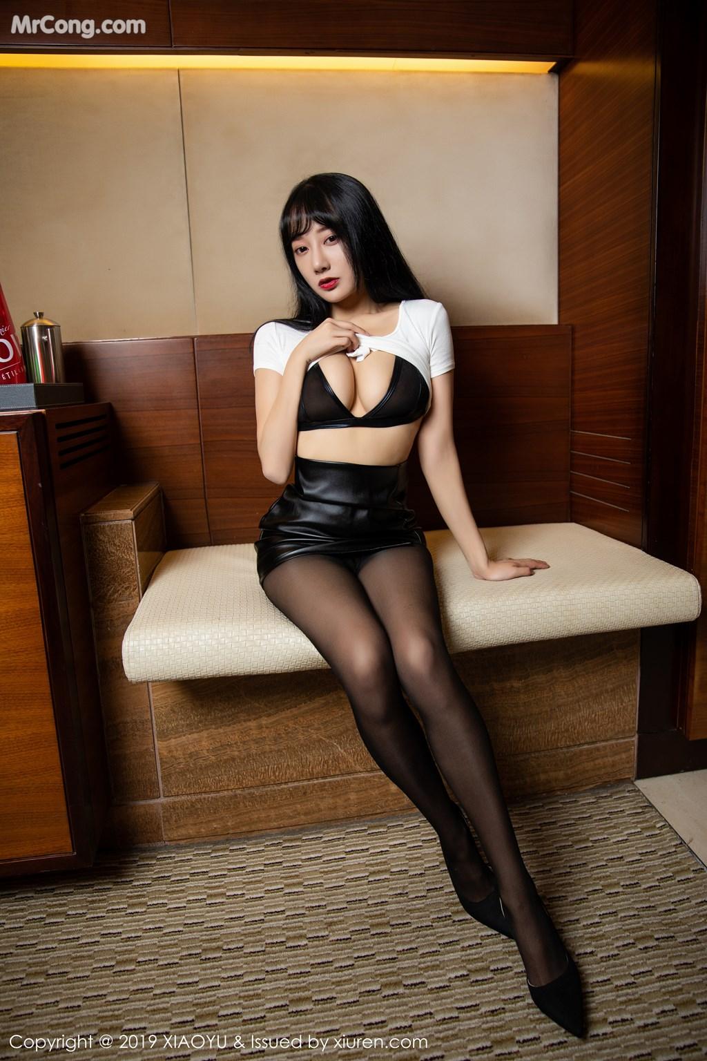 Image XiaoYu-Vol.092-He-Jia-Ying-MrCong.com-003 in post XiaoYu Vol.092: He Jia Ying (何嘉颖) (74 ảnh)