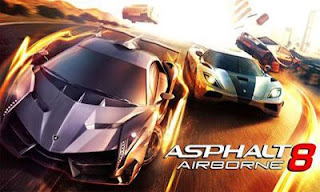 Game Asphalt 8 Airborne MOD Unlimited Money Full Apk + Data (OBB) Android