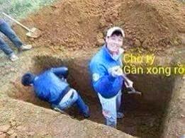 Chôn nó