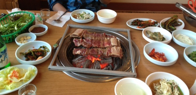 Dispatches From Gangwon: Weekend jaunt to Idong, Gyeonggi-do